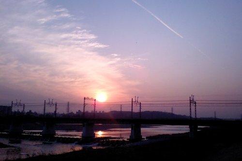 哀愁の鉄橋