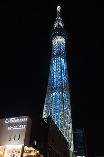 東京スカイツリー 粋